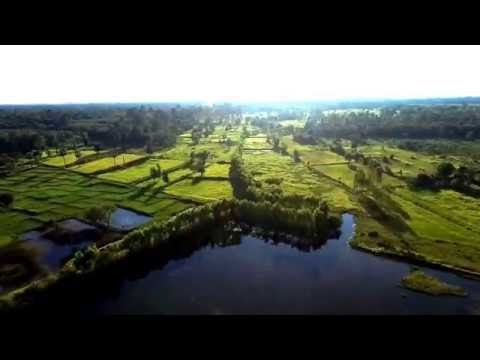 Isan countryside thailand
