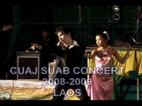Lee Kong Xiong CONCERT IN LAOS