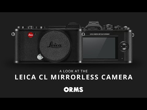 A Look at the Leica CL Mirrorless Camera