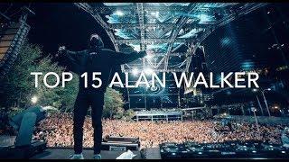 [Top 15] Best Alan Walker Tracks [2017]