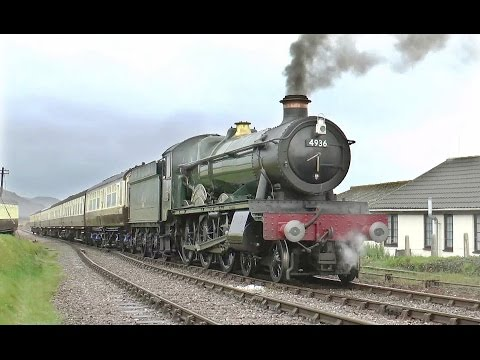 Steam in South Wales ~ WSR Spring Gala 2015