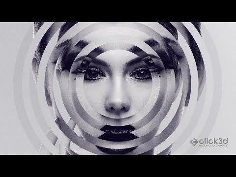 Digital Art | Mirror Effect in Photoshop | Photoshop Tutorial | click3d