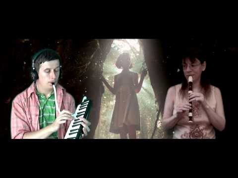Pans Labyrinth Lullaby - Duet: Melodica and Soprano Recorder