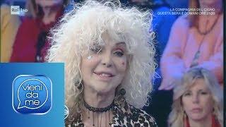 """Donatella Rettore: """"I miei esordi nel mondo della musica"""" - Vieni da me 07/01/2019"""