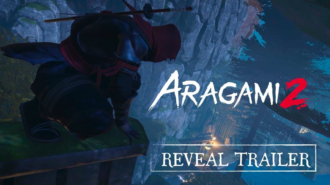 Aragami 2 - Official Reveal Trailer