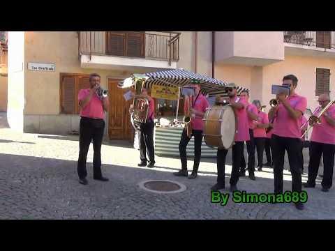 Banda Musicale di Revello, Isasca, San Chiaffredo