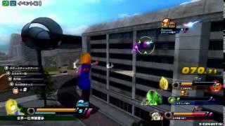 Ultimate Zenkai Battle Royale Mode - Vegeta, Android 18 and 17