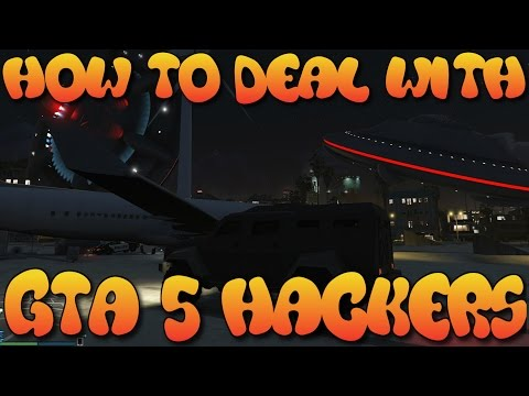 GTA Online PC - The recent hacker problem/How to deal with hackers