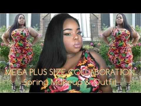 MEGA PLUS SIZE COLLABORATION AND GIVEAWAY!!! 😊