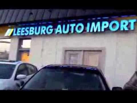 Leesburg Auto Import >> Leesburg Auto Import Youtube