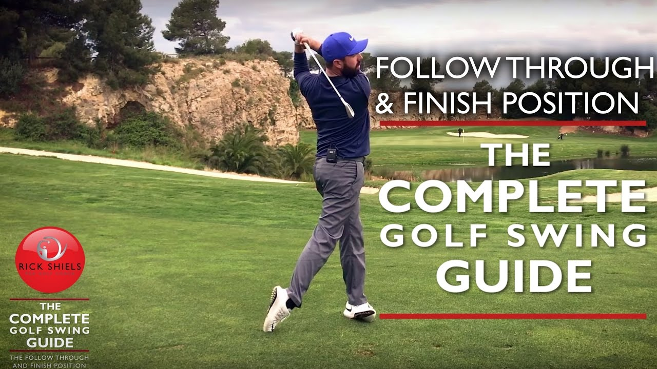 Easy Golf Swing Step By Step Guide