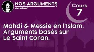 Nos Arguments - Cours 7