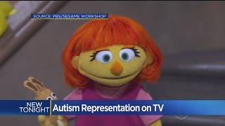 Newest Sesame Street Member Draws Praise From Autism Groups, Teachers