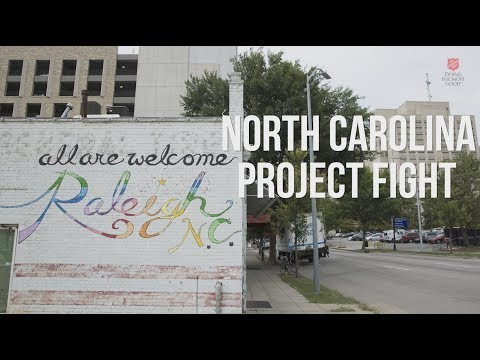 Project FIGHT - The Salvation Army of Wake County