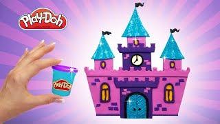 Monster High Castle. Play Doh Princess Castle. Play Doh Monster High School House