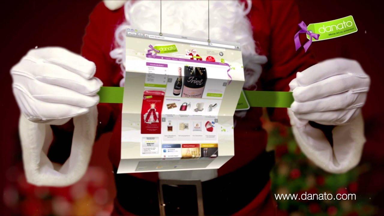 Danato Com Weihnachten.Danato Tv Spot Weihnachten Hd 2012