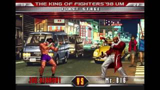 2015-01-02 - The King of Fighters '98 Ultimate Match Final Edition: LeRaldo [US] vs Emilkof [CA]