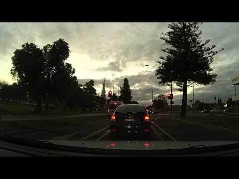 Drive around Mildura