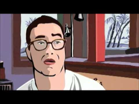 Free Will & The Person - Waking Life