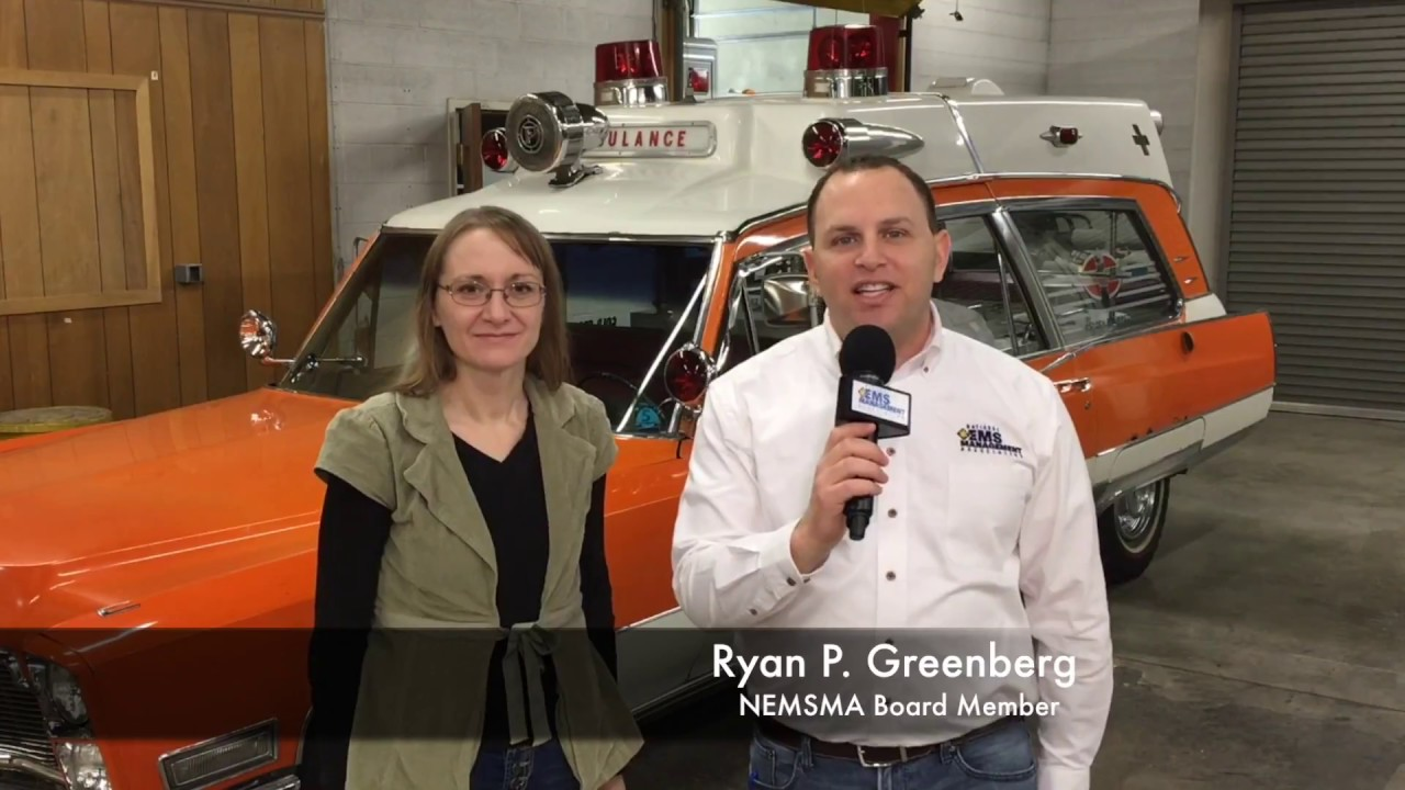 NEMSMA spotlight on Gold Cross Ambulance