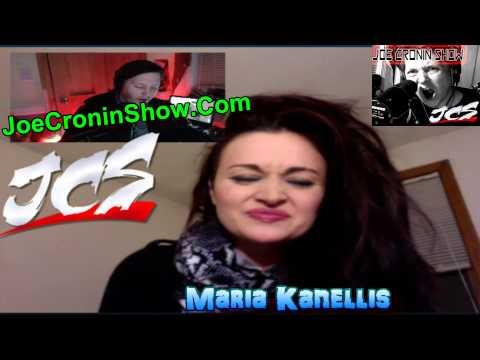 Maria Kanellis FULL INTERVIEW