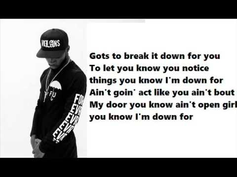 Tory Lanez   Say It Lyrics