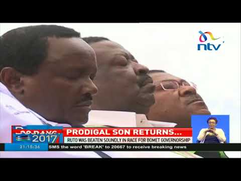 Isaac Ruto's return to Jubilee informed by political situation