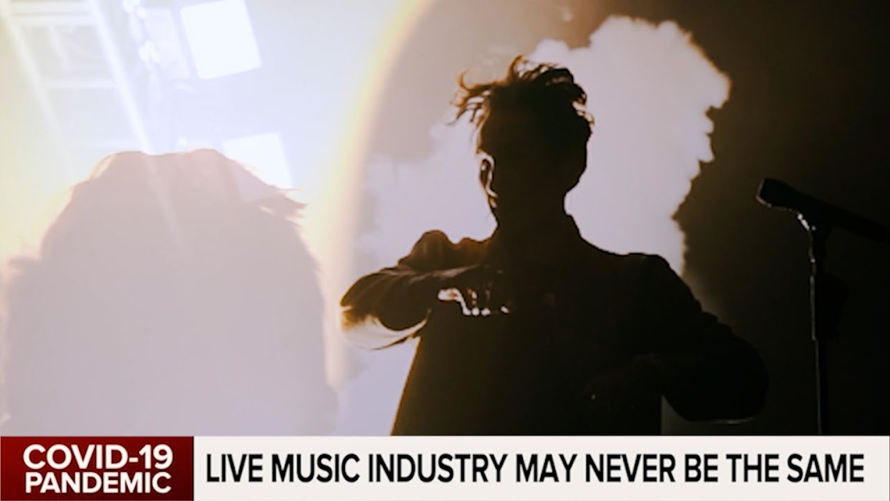 Covid 19 Vs The Live Music Industry Youtube