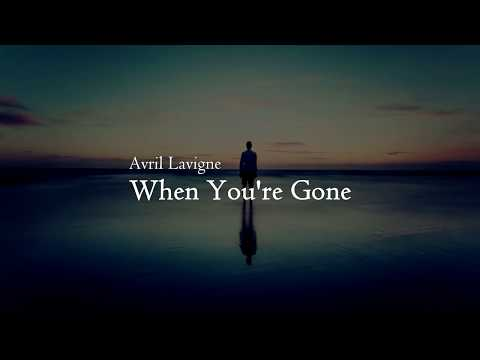 When You're Gone - Avril Lavigne (Lyrics) แปลไทย