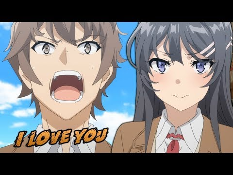 Romantic Confession Already? | Rascal Does Not Dream of Bunny Girl Senpai Episode 3