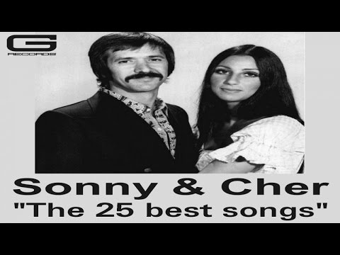"""Sonny & Cher """"The 25 best songs"""" GR 030/17 (Full Album)"""
