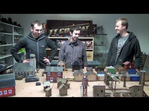 TTCombat Presents - Wild West Scenics Kickstarter Launch Video!