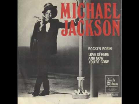 Rockin Robin DJ Foefur Mix  Michael Jackson