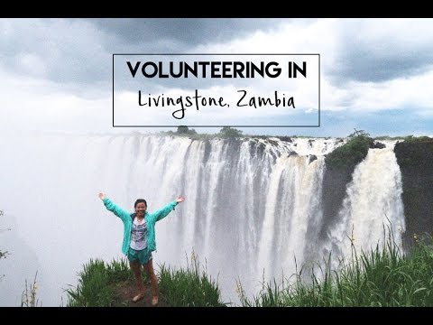 Livingstone, Zambia 🇿🇲| My IVHQ Volunteering Experience