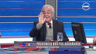 Prudencio Bustos Argañarás - Canal C Córdoba