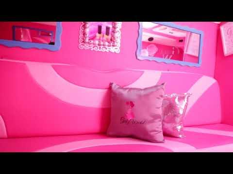 Girlz World Spa Bus - Promo