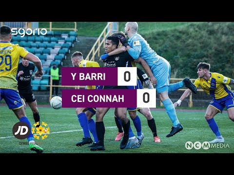 Barry Connahs Q. Goals And Highlights