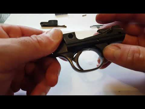 Ithaca trigger re-assembly