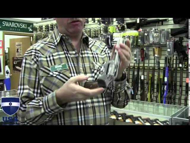 Ruger SP101 357 Magnum