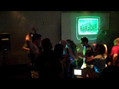 23b Mobile DJ in Hacker Karaoke room at Defcon 17