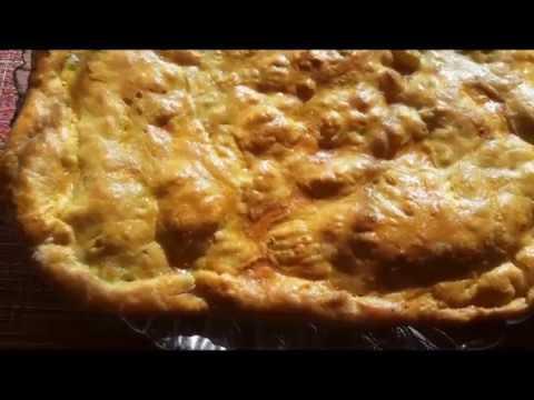 Видео Пирог с мясом купить москва