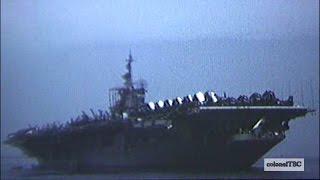 Amazing footage of the USS Boxer (CVA-21) - July 1953