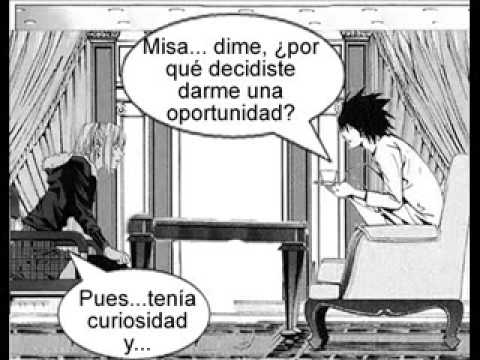 death note confessions 5 fanfic espa241ol youtube