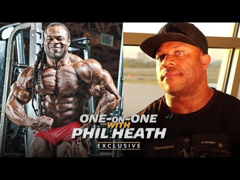 Phil Heath  4 of 4: Kai Greene Made Me Better