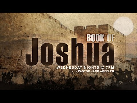 Joshua 20-21 - Cities Of Refuge, Cities Of...