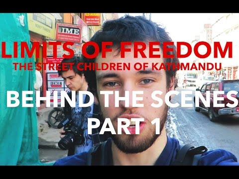 Limits Of Freedom - Behind The Scenes - Part 1