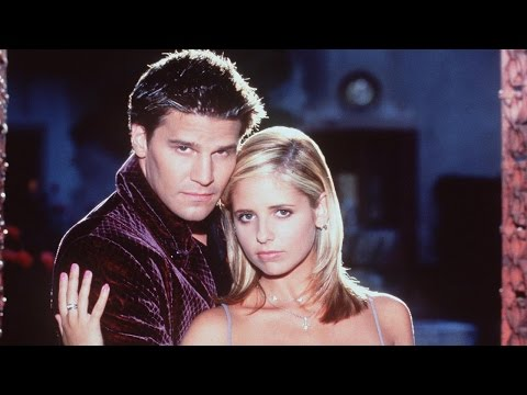 Sarah Michelle Gellar & David Boreanaz Reunite With 'Buffy' Cast for 20th Anniversary Cover Shoot!
