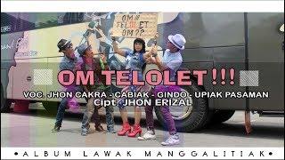 "Download lagu OM TELOLET ""ALBUM MAGGALITIAK"" VOC. JHON CAKRA, CABIAK, GINDO, UPIAK PASAMAN"