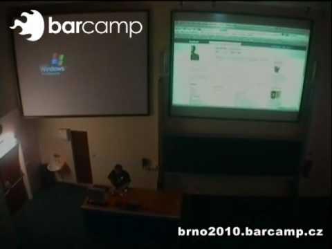 BarCamp Brno 2010 - Data mining sociálních sítí