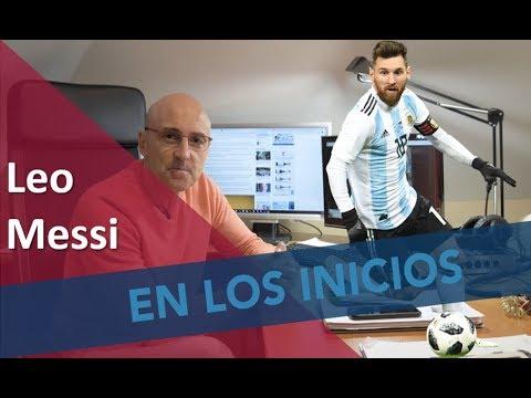 Maldini analiza los inicios de Leo Messi. #MundoMaldini